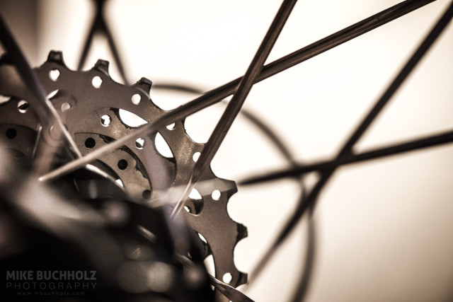 Through The Spokes