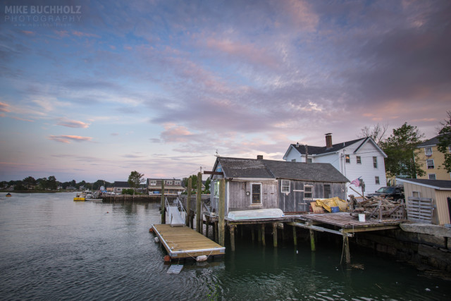 Piscataqua's Fishing Docks; Portsmouth, NH