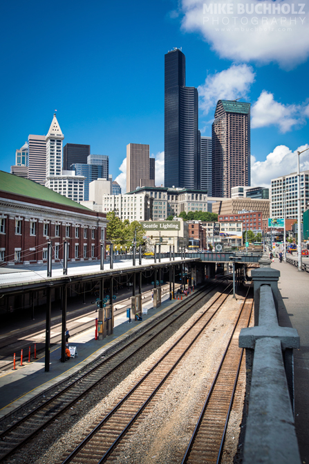King Street Station; Seattle, Washington