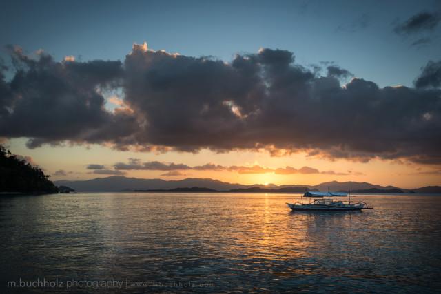 Bangka By Night; San Vicente, Philippines