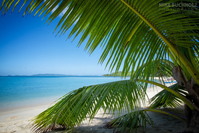 Resting On The Beach; San Vicente, Philippines