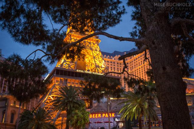 Eiffel Tower Restaurant; Las Vegas, Nevada