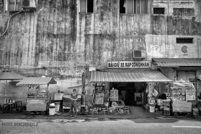 Open for Business; Ho Chi Minh, Vietnam
