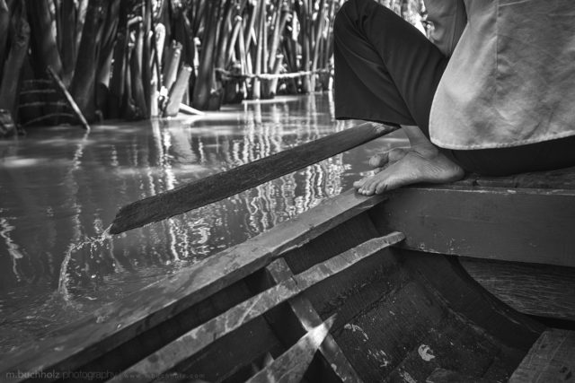 Navigating the Mekong; My Tho, Vietnam