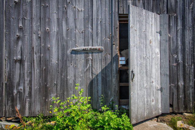 Art Barn; Star Island, New Hampshire