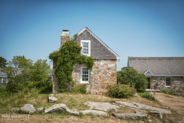 Untamed; Star Island, New Hampshire