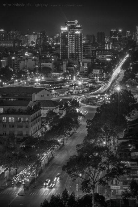 Late Night Commutes; Ho Chi Minh City, Vietnam