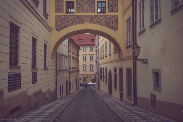 Walking the Streets of Praha; Prague, Czech Republic