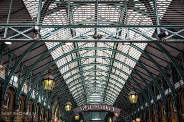 Apple Market; London, England