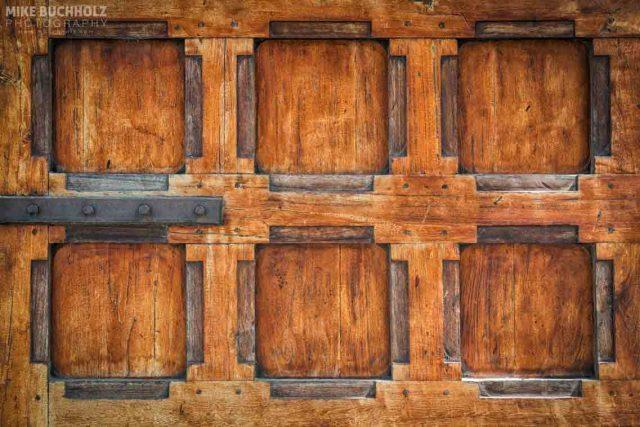 Doorway, Chowmahalla Palace; Hyderabad, India