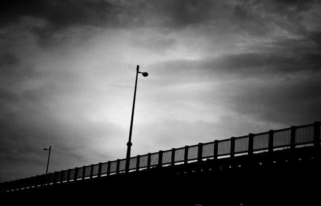 Bridge Lightpost