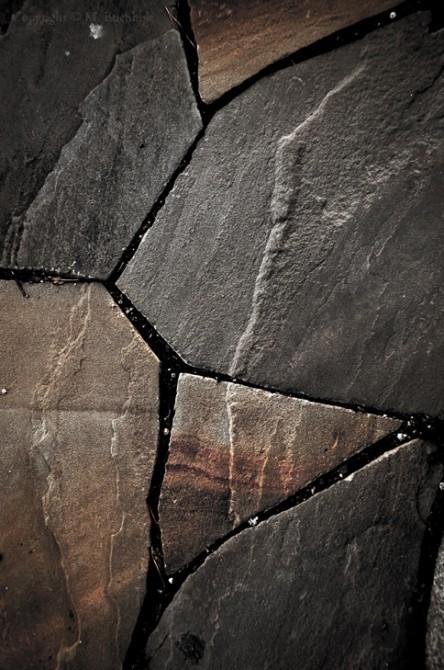 Stone Plates; York, ME