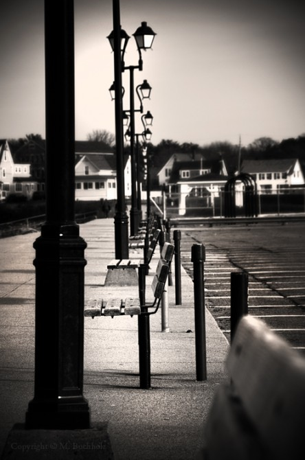 Vacancy; Boardwalk, York, Maine