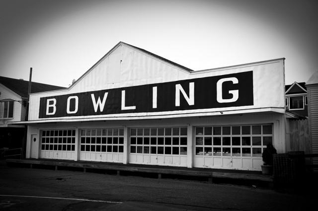 Bowling; York, Maine