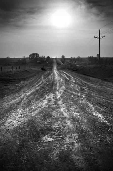Dirt Road; Nebraska