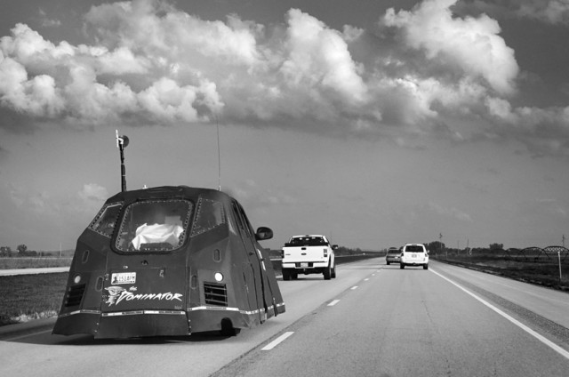 """The Dominator from the Discovery Channel TV Show """"Storm Chasers"""""""