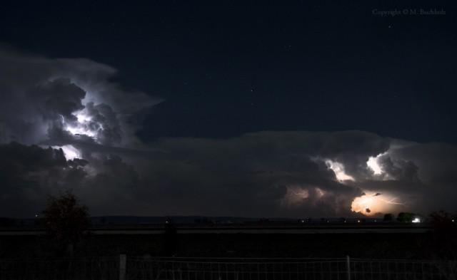 Thunderstorm in Missouri
