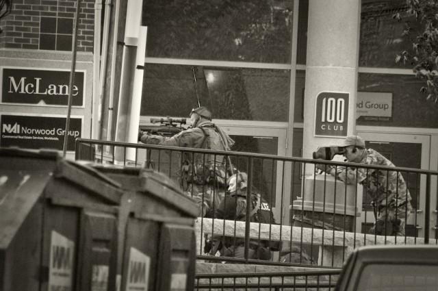 Sniper SWAT Team; Portsmouth, NH