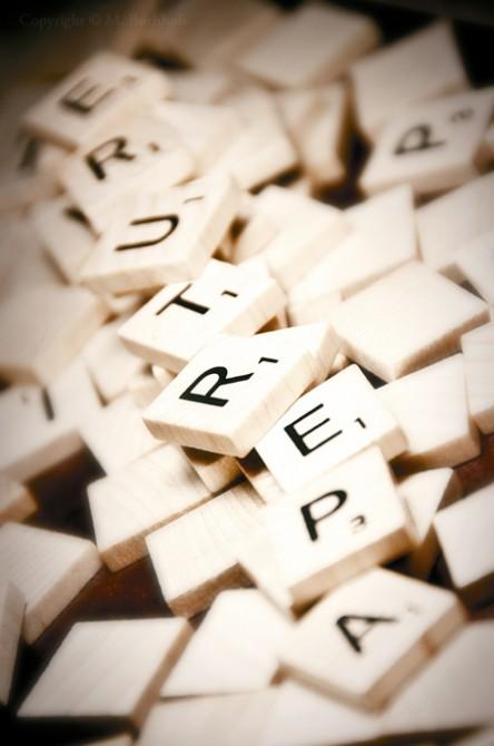Aperture; Scrabble Board