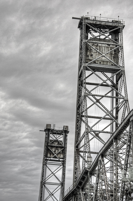 Memorial Bridge; Portsmouth, NH