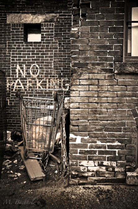 No Parking; Concord, NH
