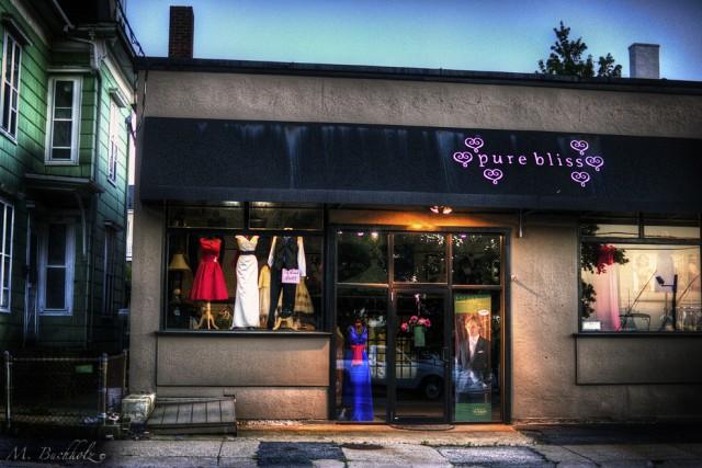 Pure Bliss; Newburyport, Massachusetts