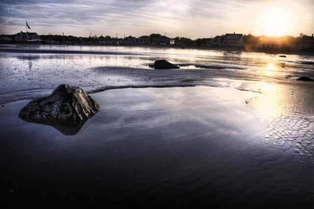 Jenness State Beach; Rye, NH