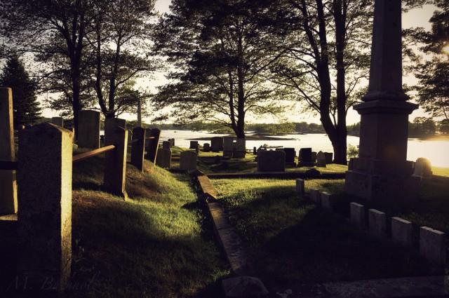 Riverside Cemetery; New Castle, NH
