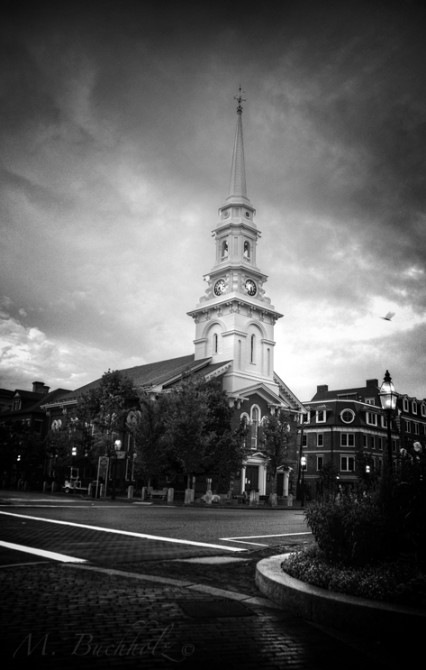 North Church; Portsmouth, NH
