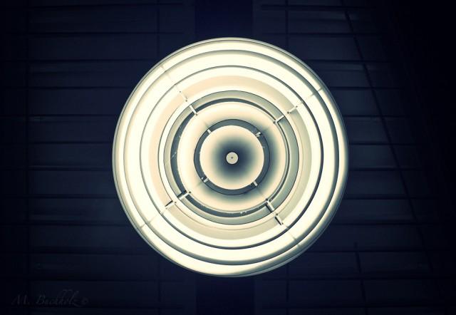 Lightbulb Globe Abstract
